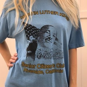 Martin Luther King Senior Club T-Shirt